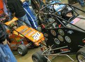 Indoor racing in Michigan 2015