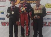 USAC National race sponsored by Lane Automotive Little Kalamazoo Aug. 2014