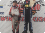 USAC National race sponsored by Lane Automotive Little Kalamazoo Aug. 2014