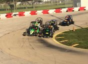 Midwest Thunder Racing Series at NW Ohio May 2-3, 2015