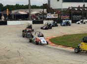USAC National race Huntsville, AL May 15-17, 2015