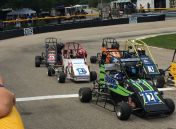 Midwest Thunder Racing Series at Miami Valley June 13 & 14th, 2015