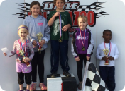 Saturday Club Race May 3, 2104