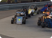 Midwest Thunder Racing Series at Miami Valley May 9-10, 2014
