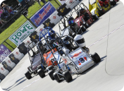 Mopar Mega Weekend USAC National Race 2012