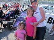 Alyssa, MaKenna and Kristin Long
